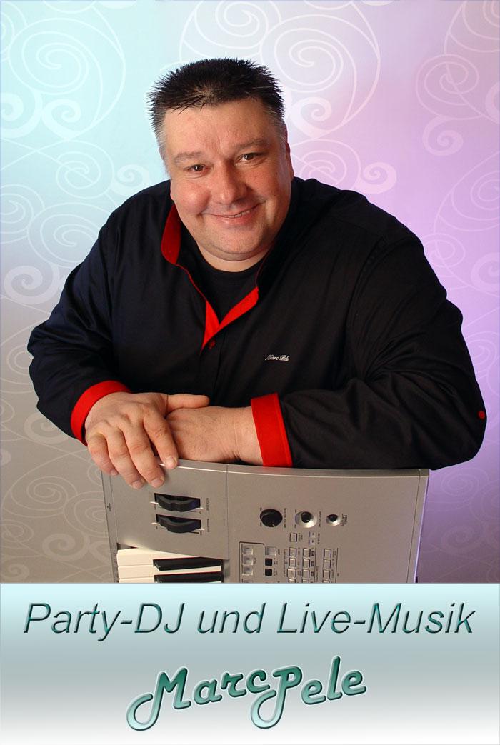 Marc Pele - Alleinunterhalter und DJ